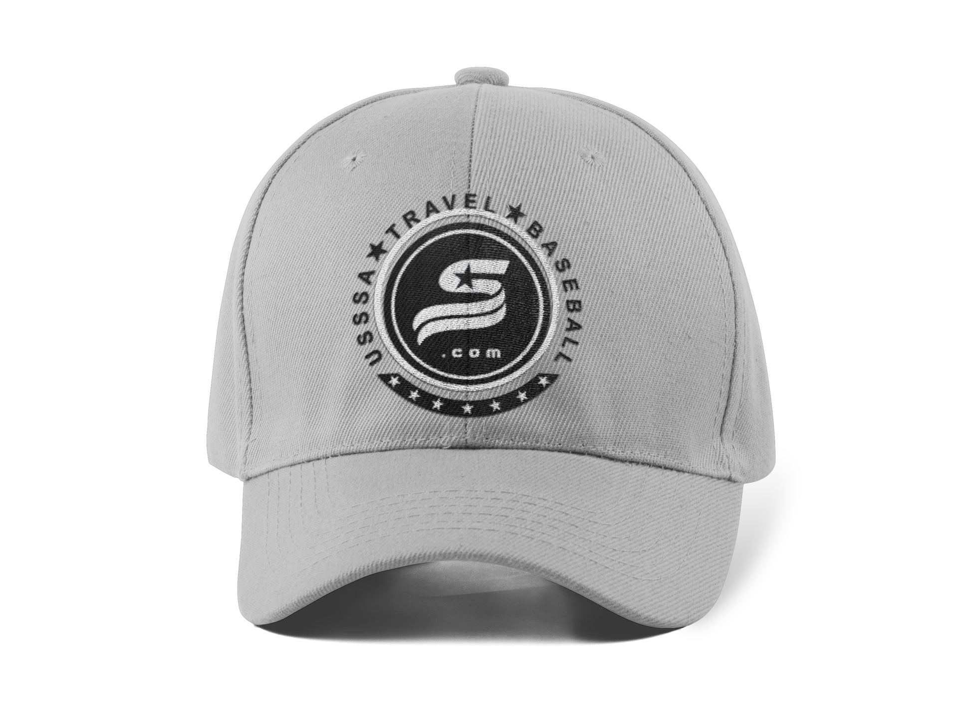 USSSA Logo Hat Black