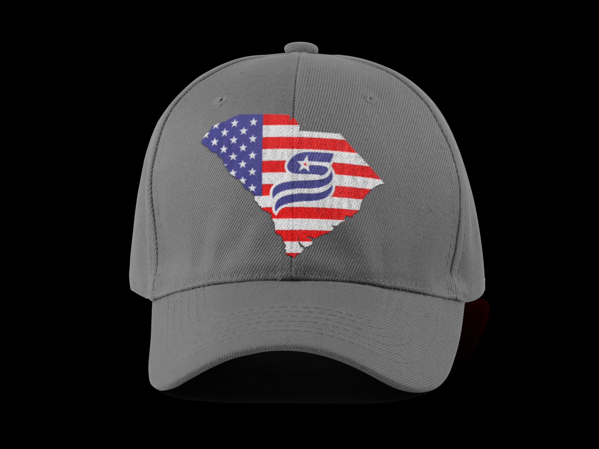 SC USSSA LOGO HAT