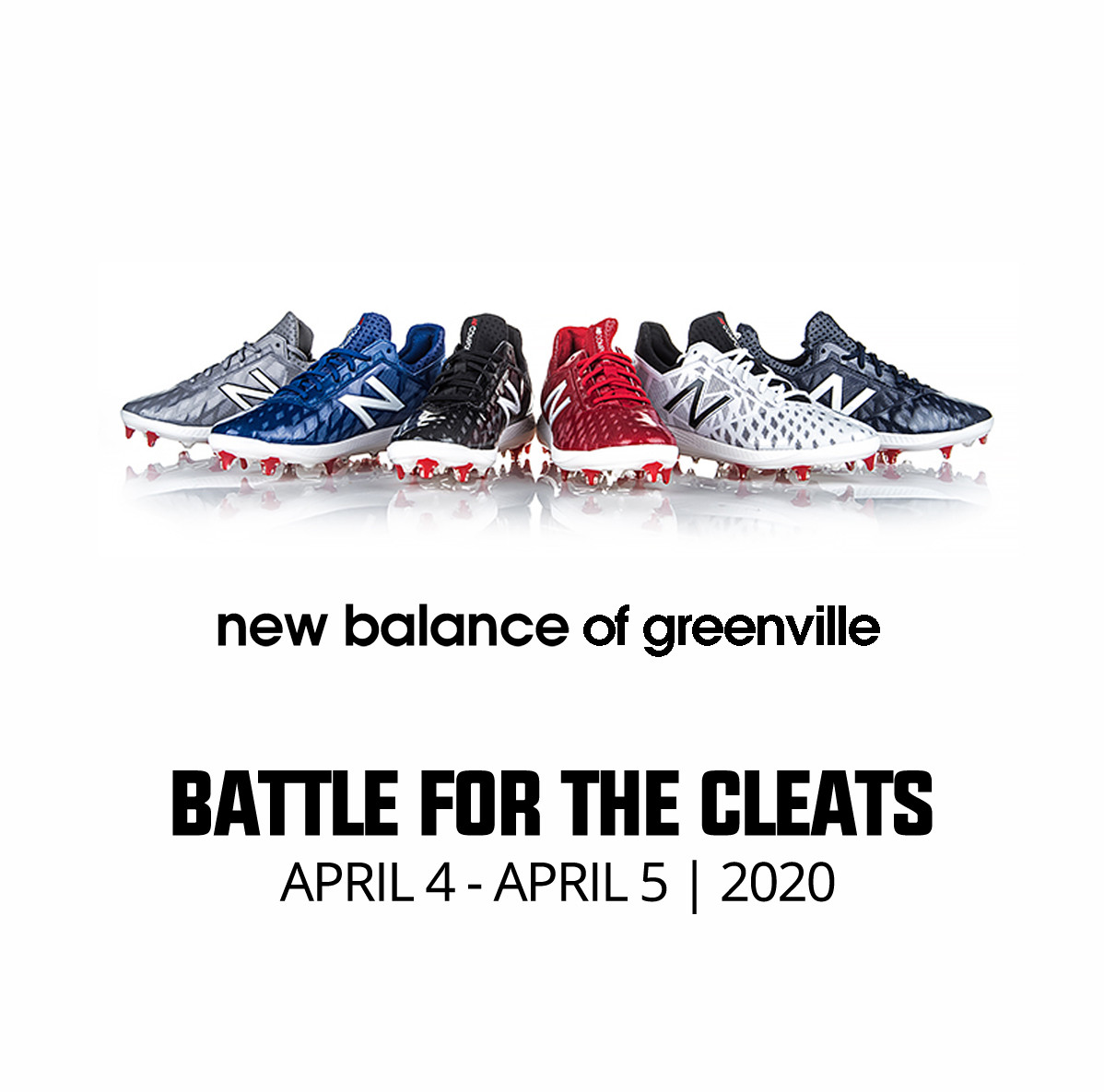 UPSTATE - BATTLE FOR THE CLEATS