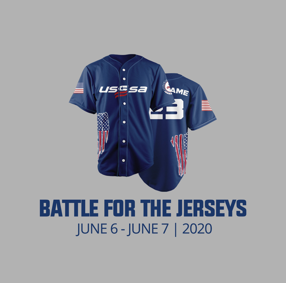 UPSTATE - BATTLE FOR THE JERSEYS (S)
